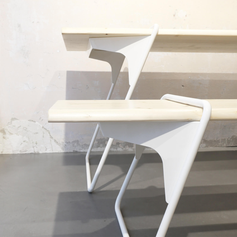 GehStell Tisch Detail