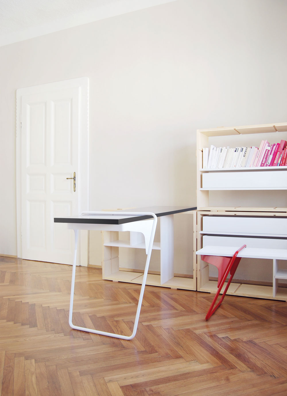 March Gut Gehstell Schreibtisch